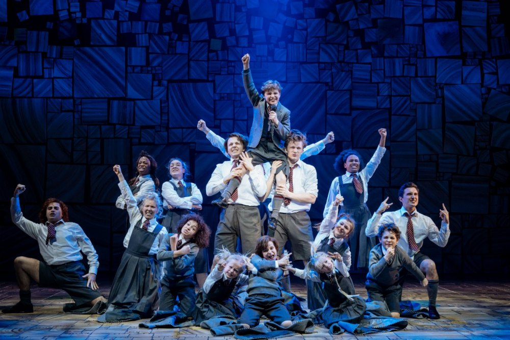 28-RSC Matilda The Musical UK & Ireland Tour. Photo Manuel Harlan.